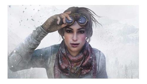 Jogo Syberia 3 B.h. Sokal Xbox One Novo Lacrado