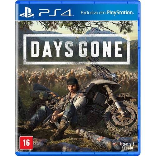 Days Gone - Ps4 - Lacrado- Mídia Física - Lançamento - Pt Br