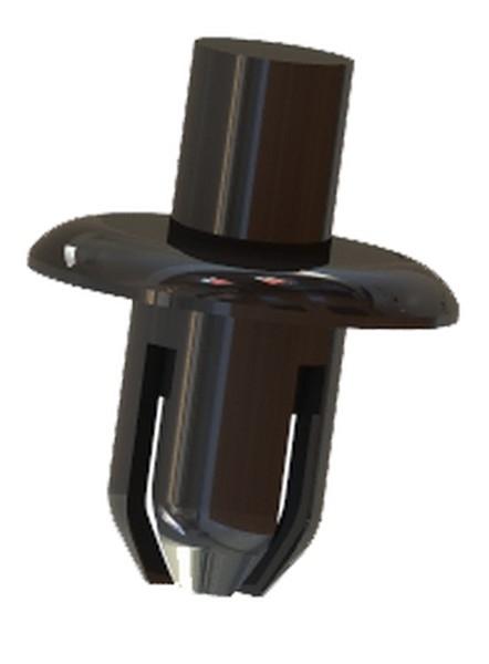 12 pontos Custom 450 10mm X 1.25 Rh Linha Conjunto Arp 300-8363 Porcas Óxido Preto