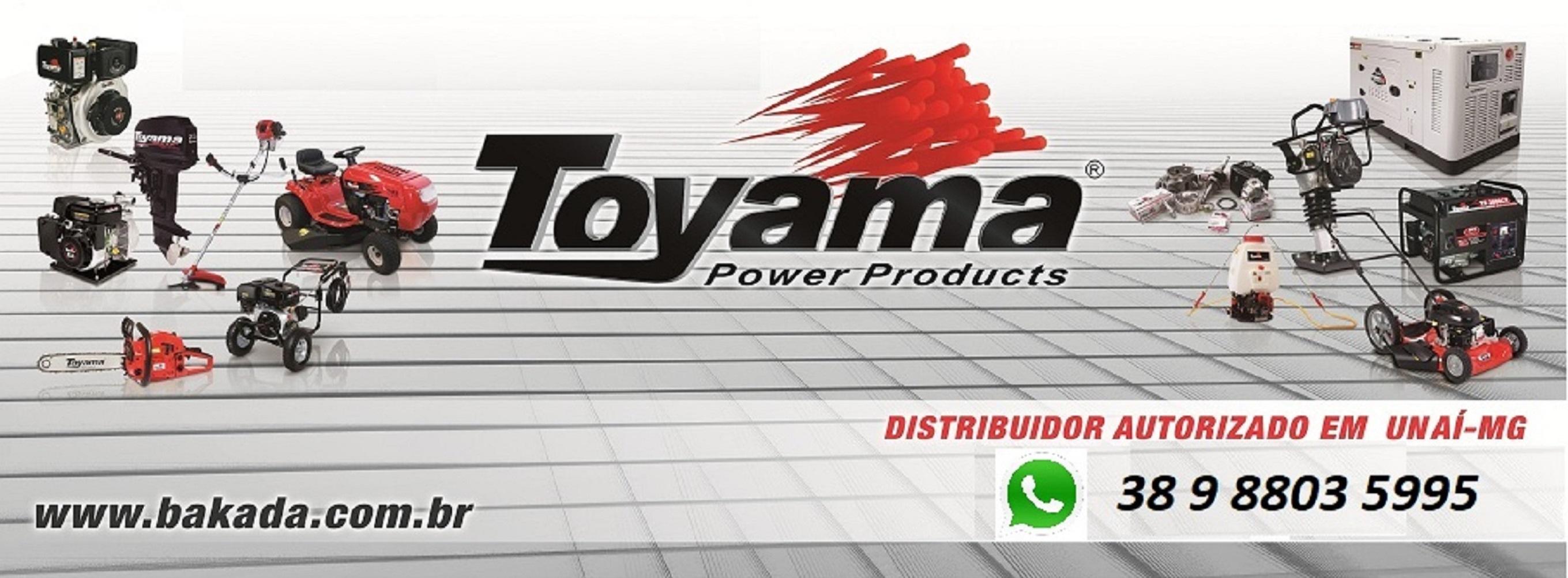 Toyama  Kawashima Unaí MG - Produtos de Força e Energia