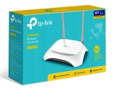 Roteador Wireless Tp-link TL-WR840N 300mbps - 2 Antenas 5 Portas