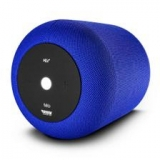Caixa de som portátil bluetooth/sd/usb start xl smart 15w azul - Novik New