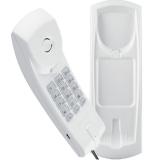 Telefone Com Fio Gôndola Intelbras TC20 Cinza Ártico
