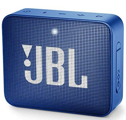 Caixa de Som Portátil JBL Go2 Bluetooth JBLGO2BLU Azul