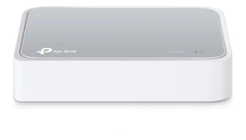 Switch 5 Portas 10/100 Tl-sf1005d Tp-link C/ Nf