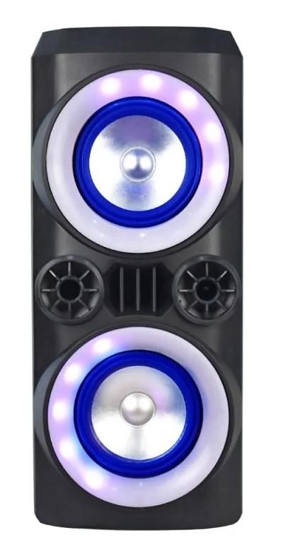 Caixa De Som Multilaser Torre Neon  Sp379, 300wrms.