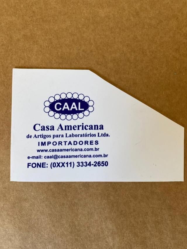 ESPÁTULA PARA ENCAPSULADORAS EM PVC - CAAL (cód: 19158)