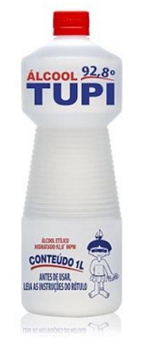 b8cce2013 ... (Código 04496) Álcool Líquido Etílico Hidratado TUPI 92,8° INPM Neutro  para