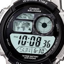155c845b4e6 Relógio Casio Masculino AE-1000WD-1AVDF por R 290