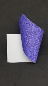 Papel Glitter Violeta 150g A4 - 1 unidade