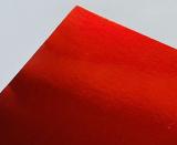 Laminado Vermelho 250g A4 - 20 folhas