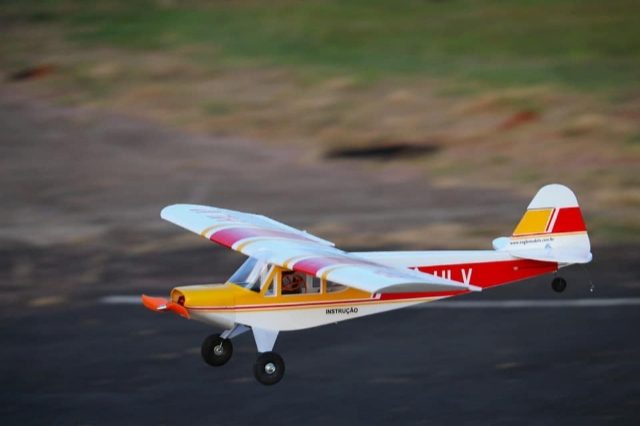Paulistinha P-56 # 1775 - EAGLE MODELS