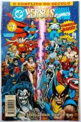 DC x MARVEL Comics n. 1 - março/1997 - Ed. Abril Jovem