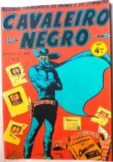 Cavaleiro Negro n. 5 - janeiro/1953 - RGE - 52 pags