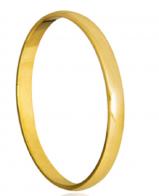 Aliança ouro 18K 1,7 mm Lille
