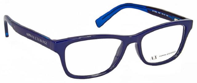 Armação P  Oculos de Grau Armani Exchange AX3030L por R 289,00 6d9ea72677