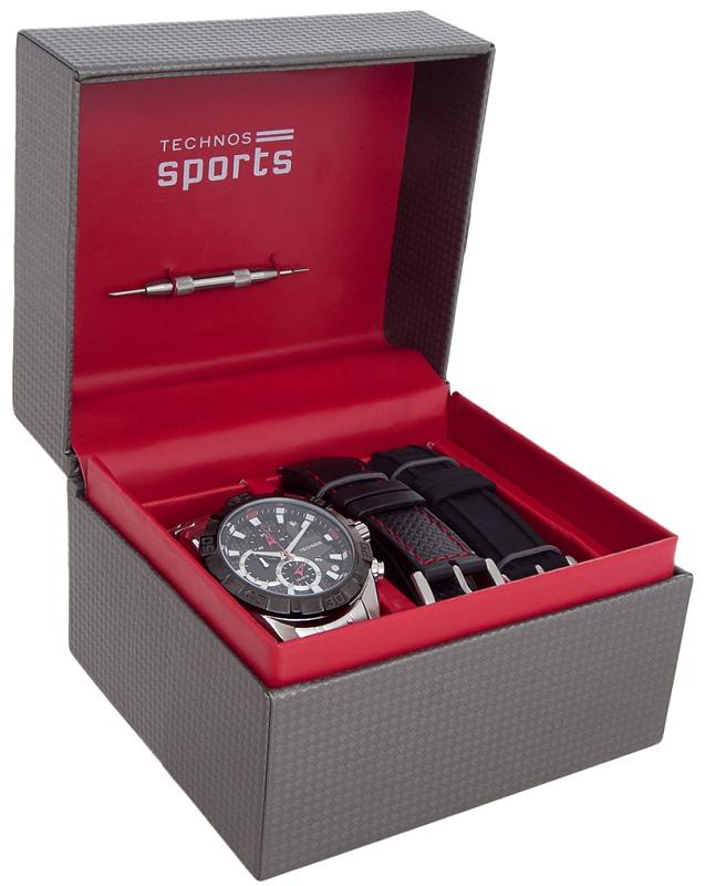 Relógio Technos Masc Performance TS Carbon OS1AAN 1P por R 890,00 53fe716176