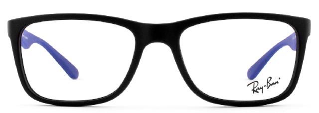 Armação P  Oculos de Grau Ray Ban RX 7027L 5565 por R 329,00 0e58688acc