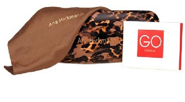 267892d7253d9 Armaçâo P  Oculos de Grau Ana Hickmann AH1344 09A por R 369,00