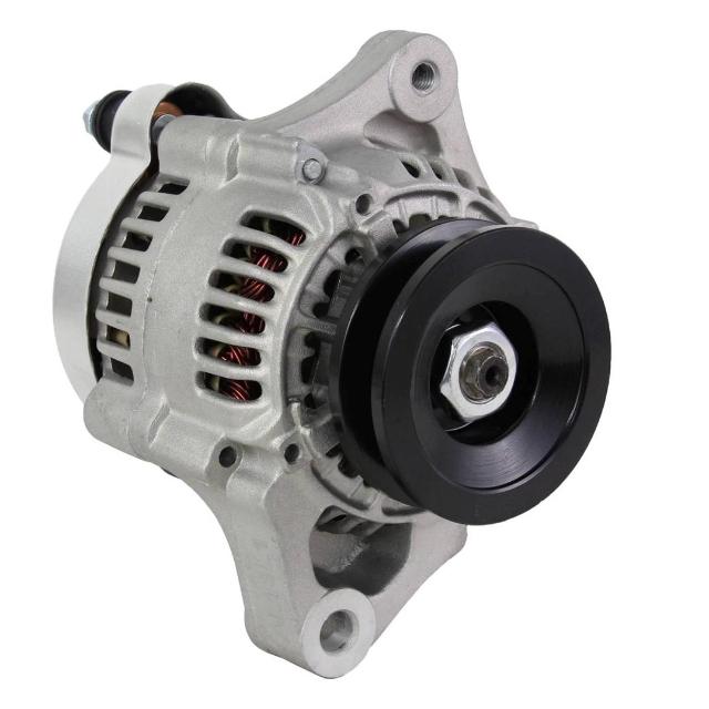 Alternador Case / Mini Carregador Todos Com Motor Kubota - 30A / 12V