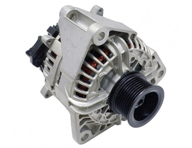 Alternador 18SI VW Worker Iveco - 80A 24V