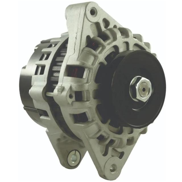 Alternador Carregadeira Bobcat S150 / S160 / S175 / S185 / T180 / T190 - Com motor Kubota