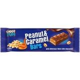 Chocolate ao Leite com Amendoim e Caramelo (6 x 36 g) Choco Fun 216 g (Cód. 4112) (Vencimento: 31/10/21) (Consultar disponibilidade de estoque)