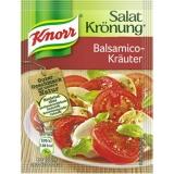 Salat Krönung Ervas com Vinagre Balsâmico Knorr 55 g (05 Pcts com 10 g cada) (Cód. 195)