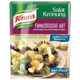 Salat Krönung Ervas à Moda Francesa Knorr 45 g (05 Pcts com 90 ml cada) (Cód. 196)