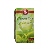 Chá Verde Puro Clássico (20 saquinhos) Teekanne 35 g (Cód. 899)