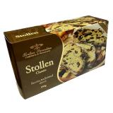 Stollen Classic com Receita Tradicional Alemã Torten Paradies 350 g (Cód. 3289)