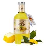 Licor de Limão Limoncello - Receita Original da Sicília Brennstube 500 ml