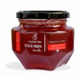 Geleia de Pimentas Vermelhas Myberries 300 g (Cód. AA220029) - Perfeita com Queijos e Churrasco!!!