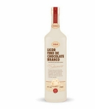 Licor Fino Cremoso de Chocolate Branco 750 ml Schluck (Cód. 2526)