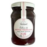 Geleia de Frutas Vermelhas Ideal para Queijos 230 g Vermont (Cód. GFRV230)
