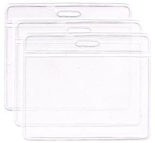Bolsa de PVC cristal, Horizontal, medida 70x100 mm