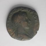 Moeda Romana Imp. Gordiano III Setertius 18.4gr V001624
