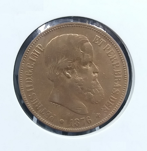 B793 40 RÉIS 1876 - B0202