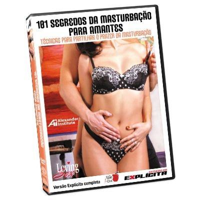 DVD 101 SEGREDOS MASTURBAÇÃO P/ AMANTES (Cód LOV25)