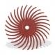 Disco de Polimento Vermelho Granura 220 (1 unidade)