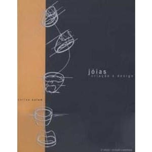 Livro Joias Criação e design
