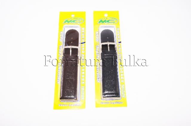 Pulseira de couro MC sem Costura 22mm ou 24mm