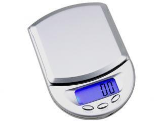 Balança Digital até 500 Gr (Prata A04)