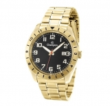 Relógio Champion Masculino CA31435U Dourado