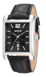 Relógio Seculus Masculino 23557goskna1