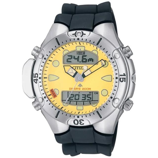 Relógio Citizen Aqualand Jp1060-01X - Tz10128Y