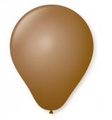 Balão Liso 7.0 C/50 Marron Pic Pic