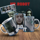 Canecas Temáticas Filmes e Séries - Mr. Robot