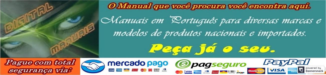 Manuais em português