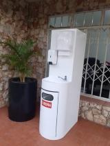 Lavatório de mãos Compacto